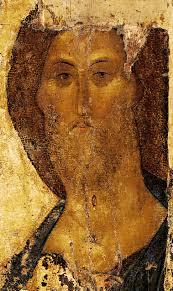 Kristus av Andrej Rubljov